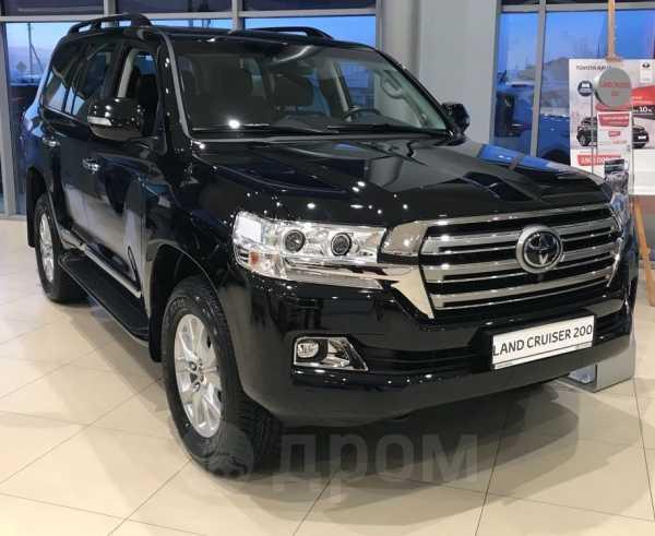 Toyota Land Cruiser, 2019 год, 5 320 000 руб.
