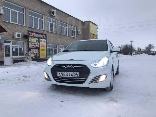 Hyundai Solaris, 2012 год, 516 000 руб.