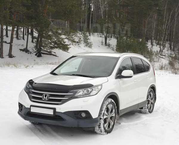 Honda CR-V, 2014 год, 1 180 000 руб.