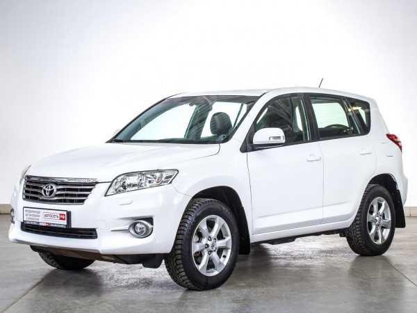 Toyota RAV4, 2011 год, 1 070 000 руб.