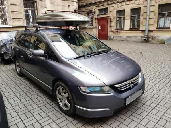 Honda Odyssey, 2004 год, 484 000 руб.