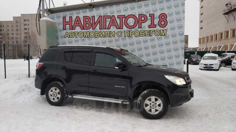 Chevrolet TrailBlazer, 2013 год, 1 255 000 руб.