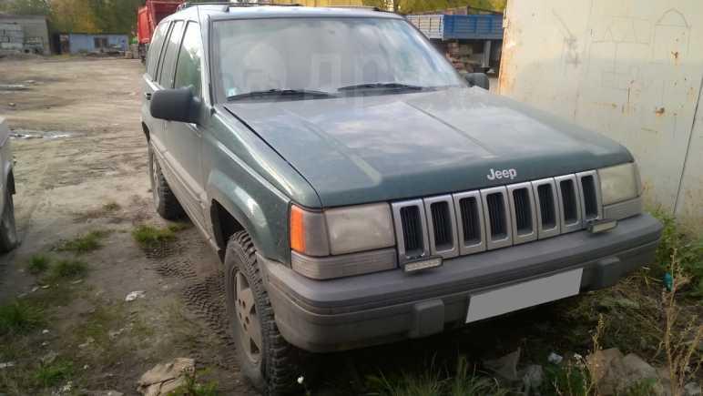 Jeep Grand Cherokee, 1993 год, 175 000 руб.