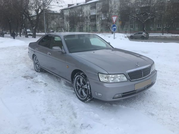 Nissan Laurel, 1999 год, 290 000 руб.