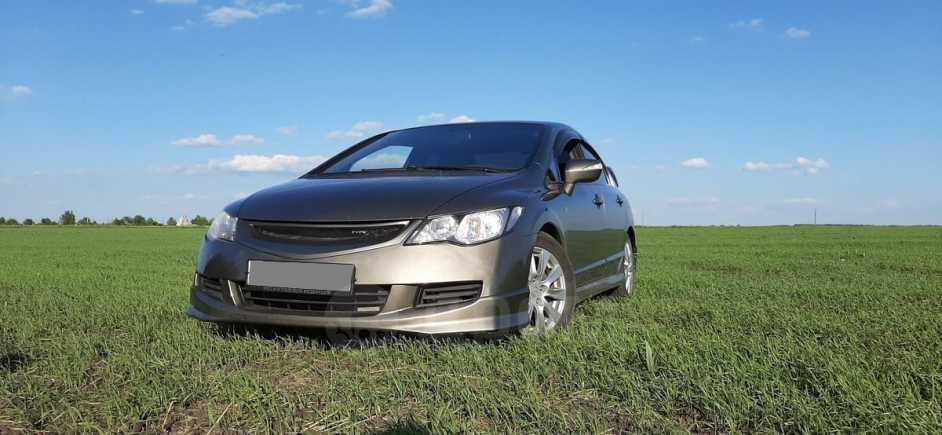 Honda Civic, 2007 год, 490 000 руб.