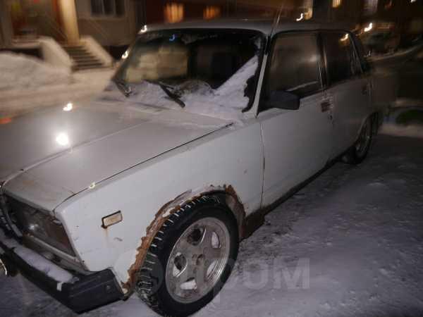 Лада 2107, 1995 год, 16 000 руб.