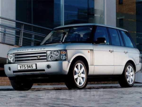 Land Rover Range Rover, 2003 год, 395 000 руб.