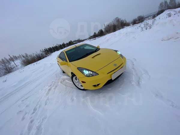 Toyota Celica, 2002 год, 280 000 руб.