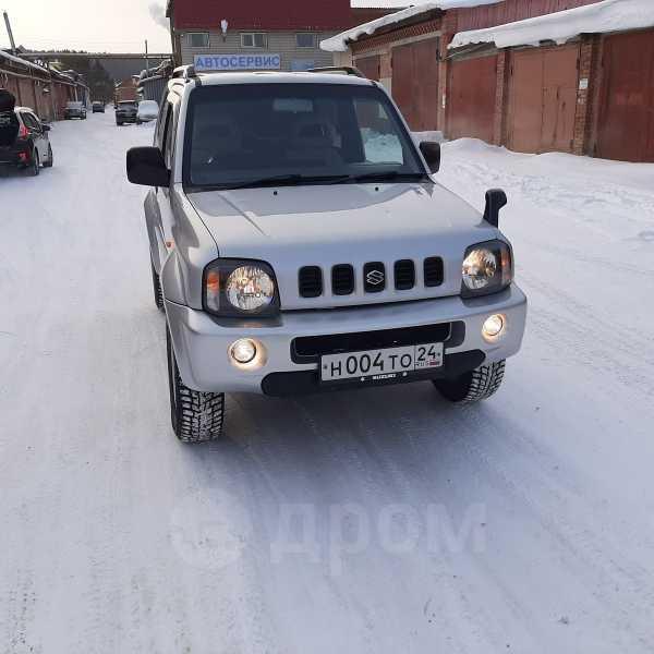 Suzuki Jimny Wide, 1998 год, 418 000 руб.