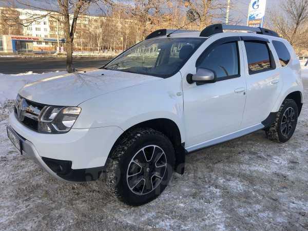 Renault Duster, 2018 год, 895 000 руб.