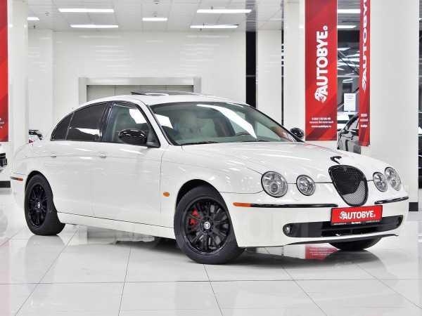 Jaguar S-type, 2007 год, 523 000 руб.