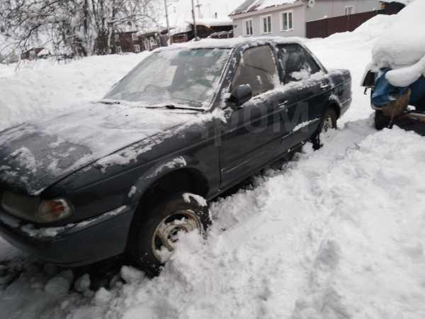 Nissan Sunny, 1992 год, 25 000 руб.