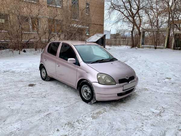Toyota Vitz, 2000 год, 109 000 руб.