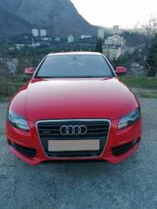 Партенит Audi A4 2011