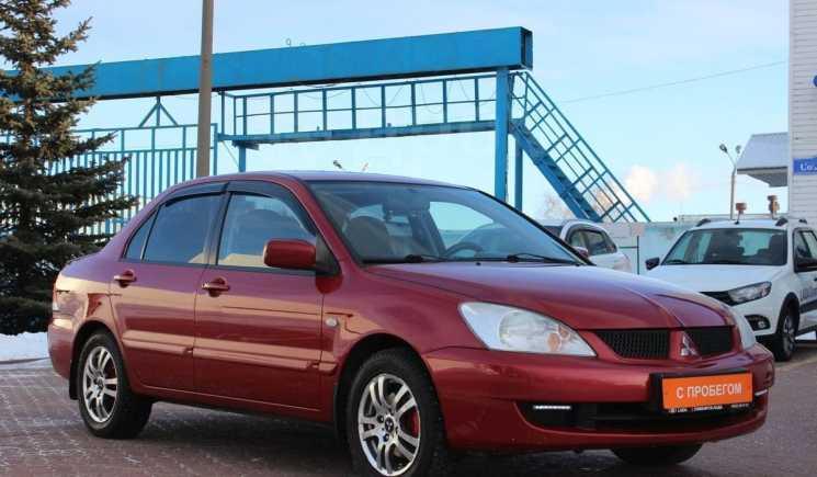 Mitsubishi Lancer, 2005 год, 318 000 руб.