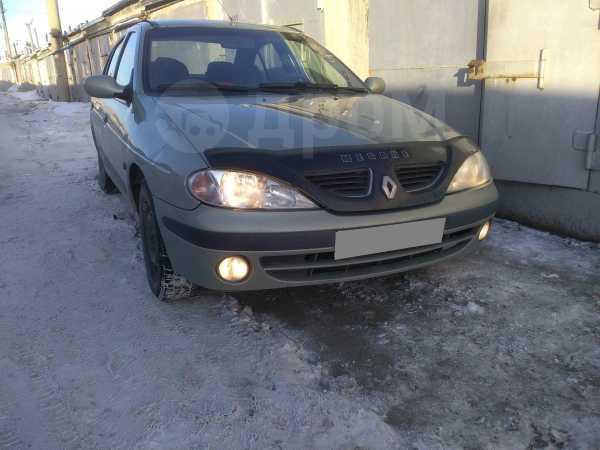 Renault Megane, 2002 год, 116 000 руб.