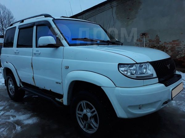УАЗ Патриот, 2012 год, 250 000 руб.