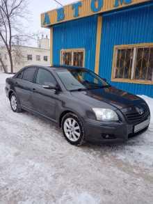Уфа Avensis 2007