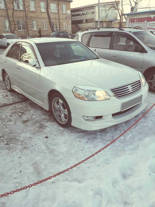 Toyota Mark II, 2000 год, 350 000 руб.