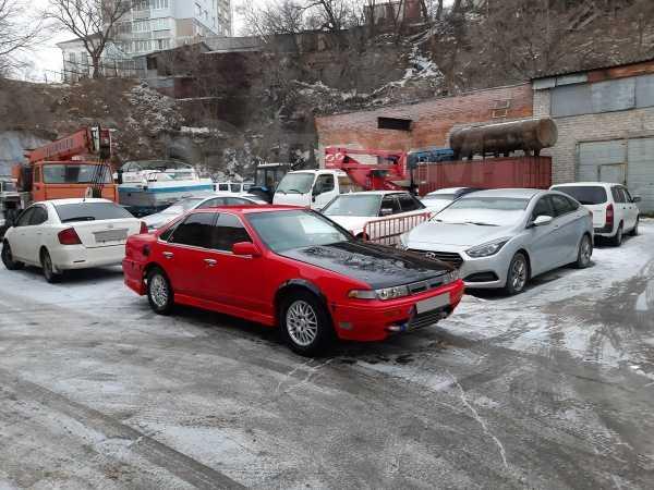 Nissan Cefiro, 1990 год, 200 000 руб.