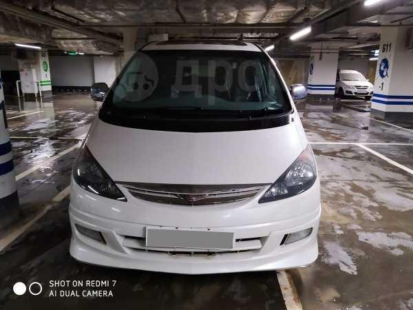 Toyota Estima, 2002 год, 455 000 руб.