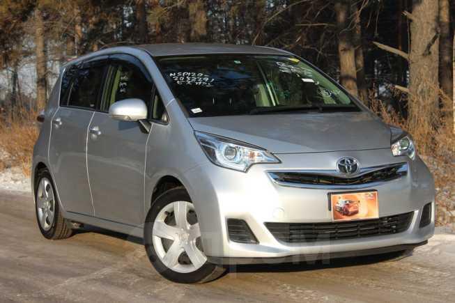Toyota Ractis, 2016 год, 999 000 руб.