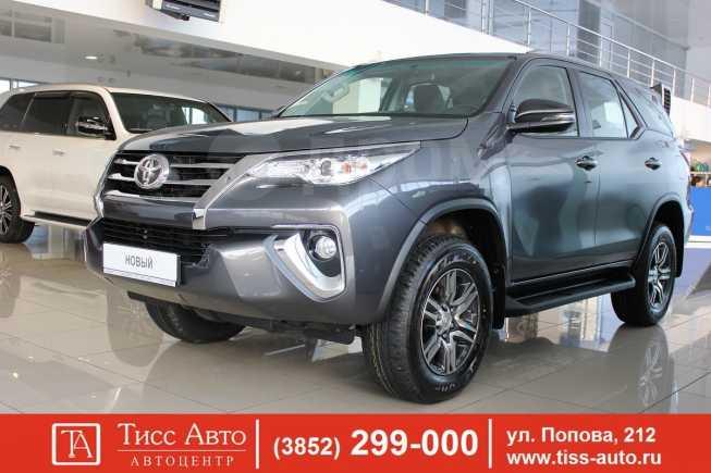 Toyota Fortuner, 2019 год, 2 670 000 руб.