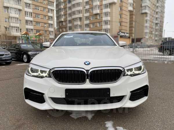 BMW 5-Series, 2019 год, 2 968 000 руб.
