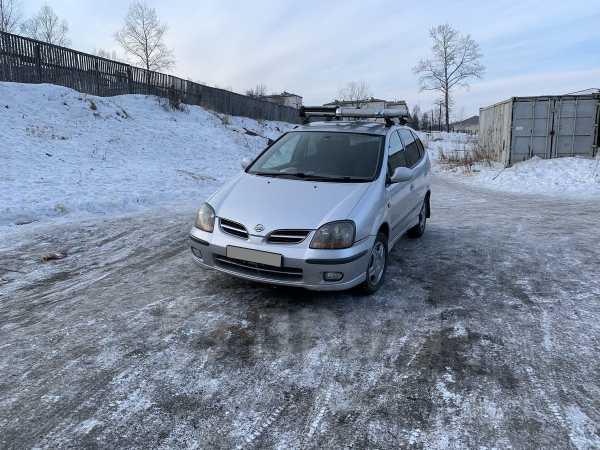 Nissan Tino, 1999 год, 280 000 руб.