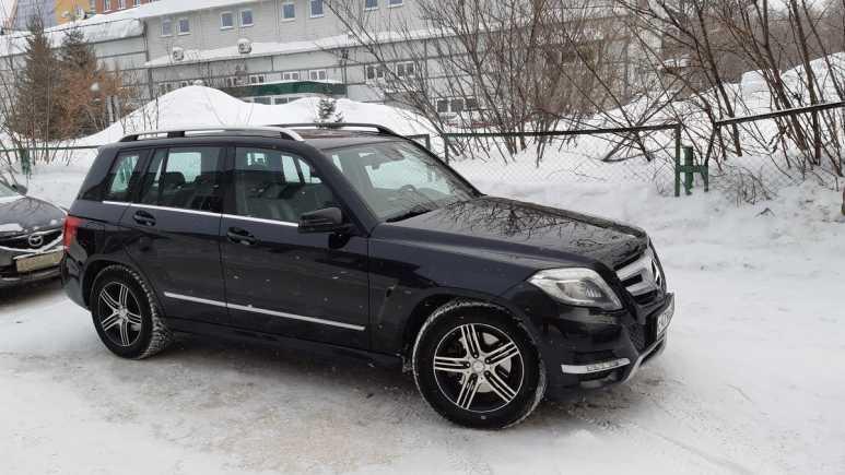 Mercedes-Benz GLK-Class, 2013 год, 1 145 000 руб.