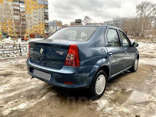 Renault Logan, 2014 год, 269 000 руб.