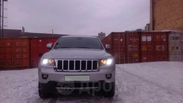 Jeep Grand Cherokee, 2012 год, 1 750 000 руб.