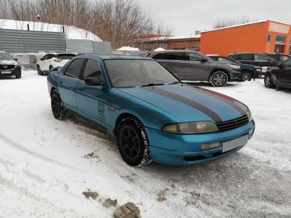 Nissan Skyline, 1994 год, 125 000 руб.