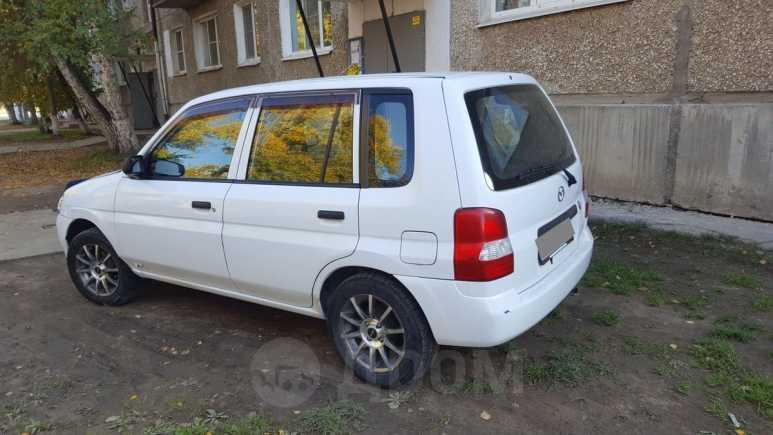 Mazda Demio, 2002 год, 150 000 руб.