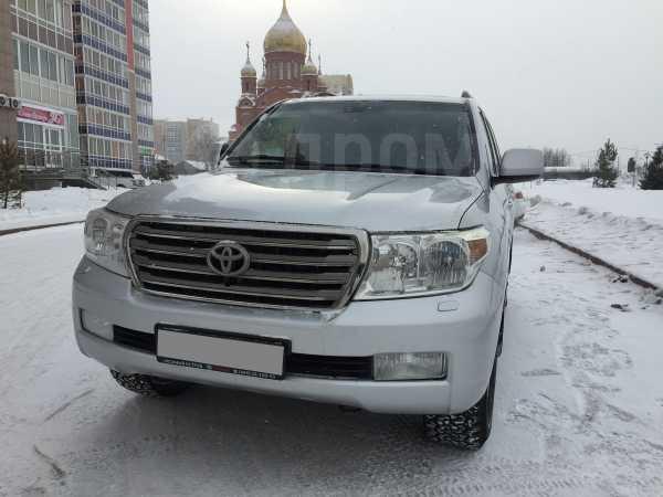 Toyota Land Cruiser, 2008 год, 1 379 000 руб.