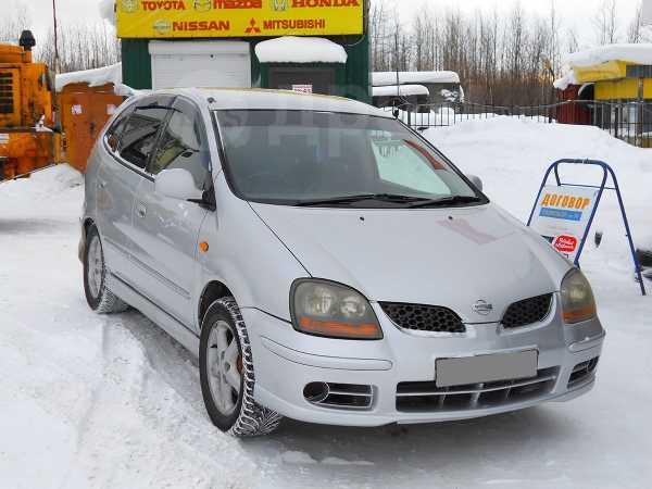 Nissan Tino, 1999 год, 210 000 руб.