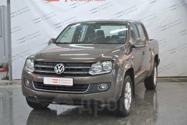 Volkswagen Amarok, 2013 год, 1 050 000 руб.