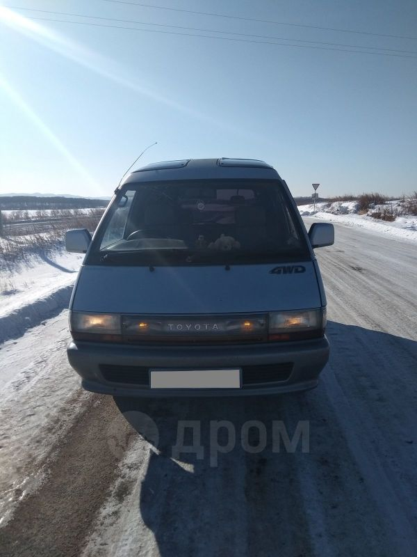 Toyota Town Ace, 1989 год, 100 000 руб.