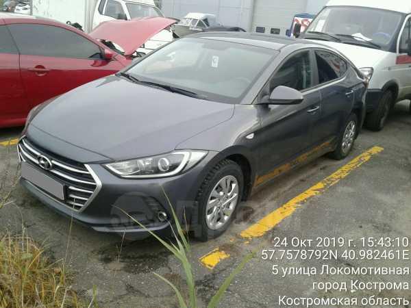 Hyundai Elantra, 2018 год, 720 000 руб.