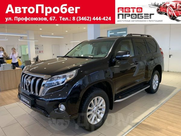 Toyota Land Cruiser Prado, 2014 год, 2 495 000 руб.