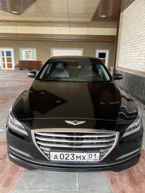 Hyundai Genesis, 2016 год, 1 550 000 руб.
