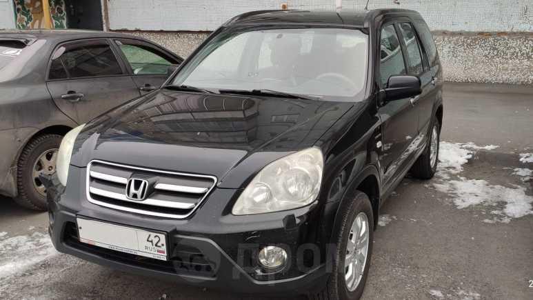 Honda CR-V, 2004 год, 615 000 руб.