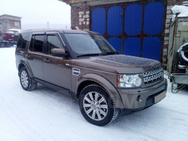 Land Rover Discovery, 2013 год, 1 550 000 руб.