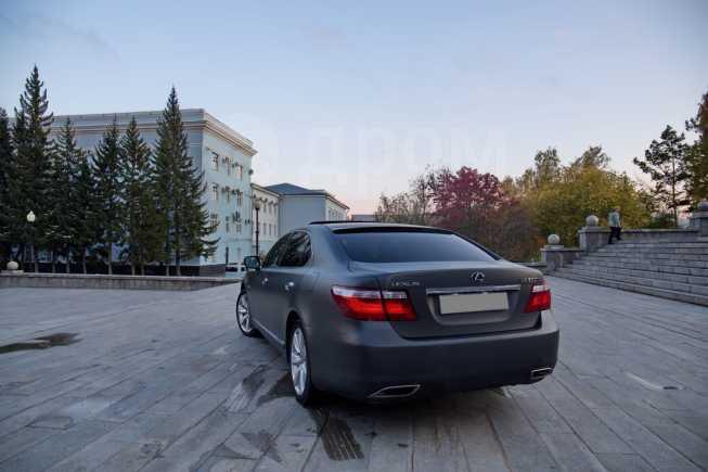 Lexus LS600hL, 2007 год, 2 850 000 руб.
