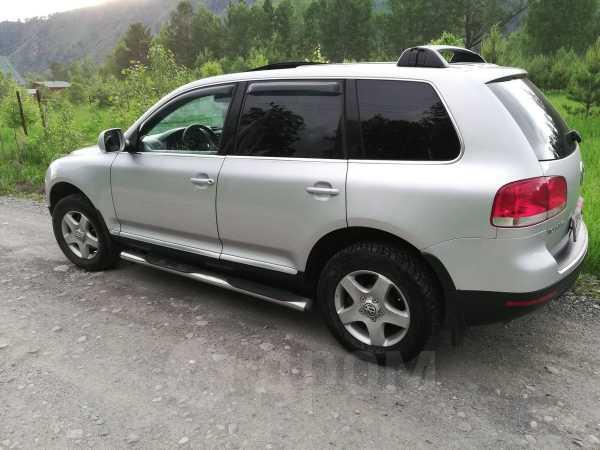 Volkswagen Touareg, 2003 год, 500 000 руб.