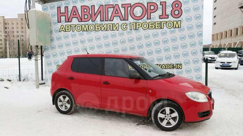 Skoda Fabia, 2009 год, 289 000 руб.
