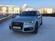 Улан-Удэ Audi Q5 2013