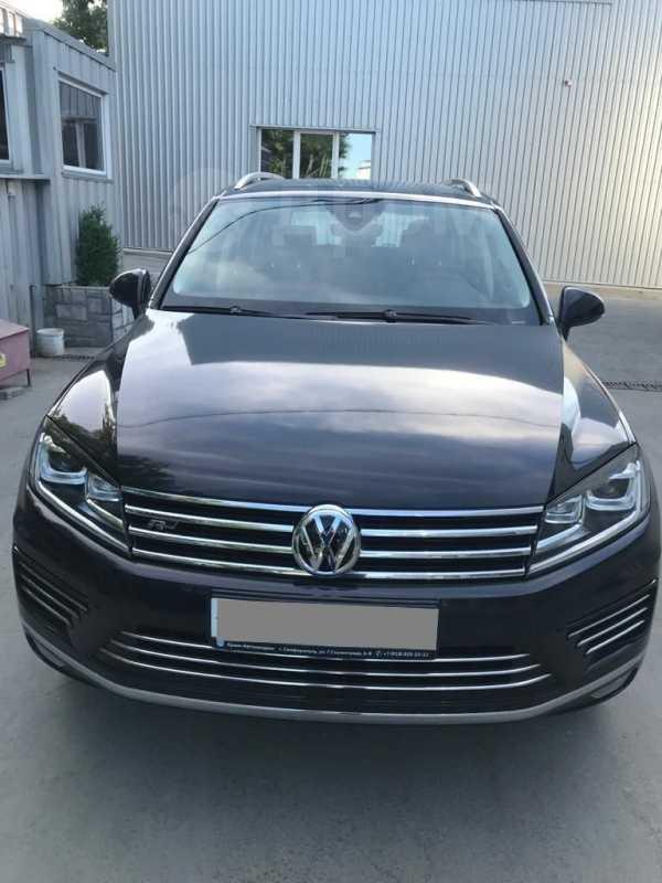 Volkswagen Touareg, 2018 год, 3 000 000 руб.
