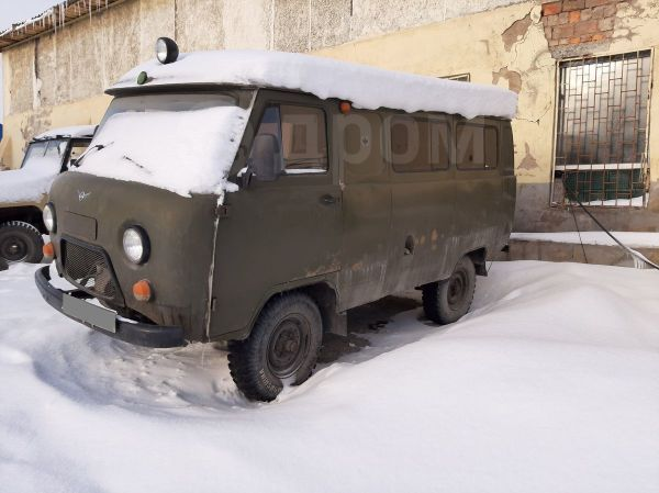 УАЗ Буханка, 1995 год, 90 000 руб.