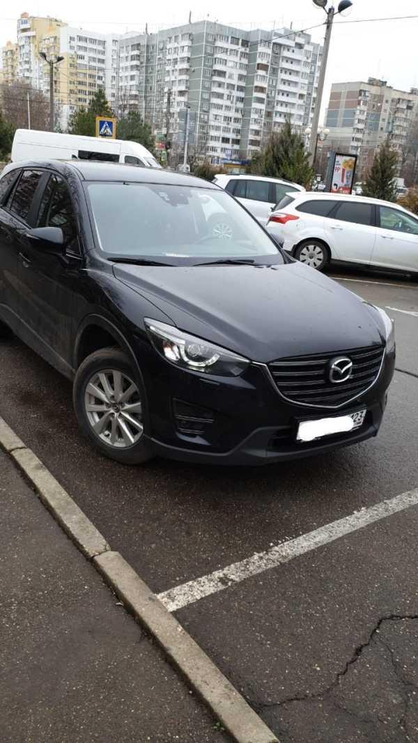 Mazda CX-5, 2016 год, 1 250 000 руб.